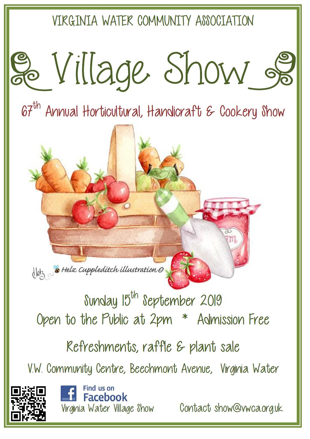 Virginia Water Village Show