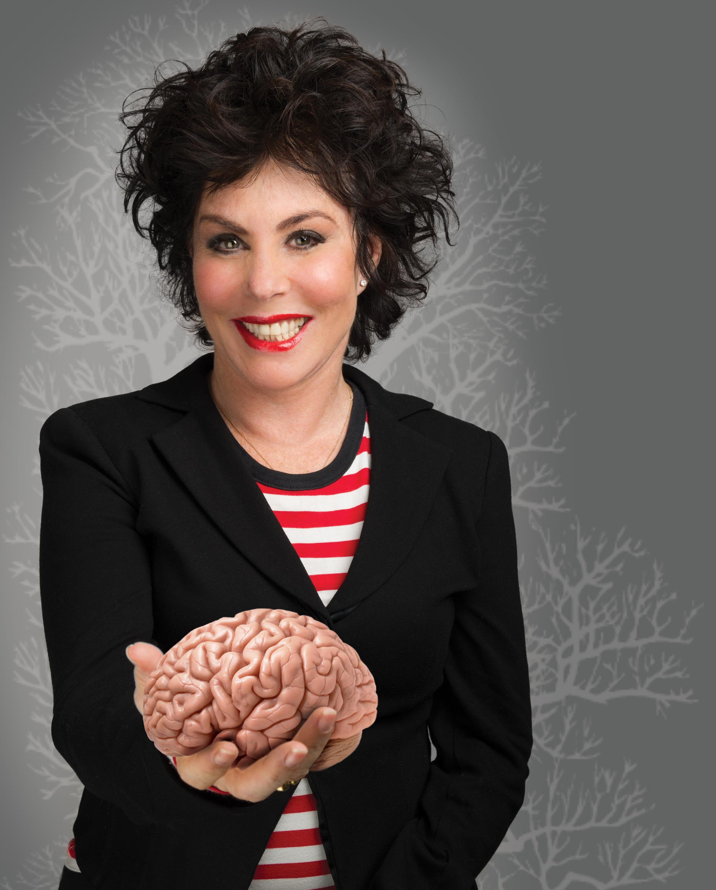 Ruby Wax brings her sanity to Reading