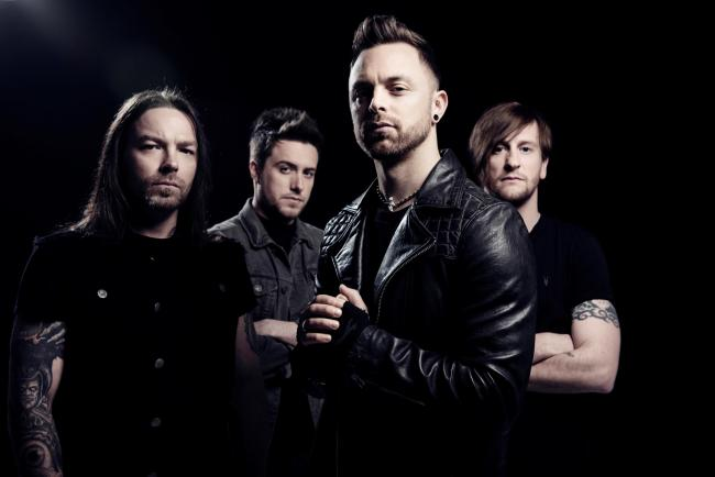 Bullet For My Valentine to rock The Hexagon