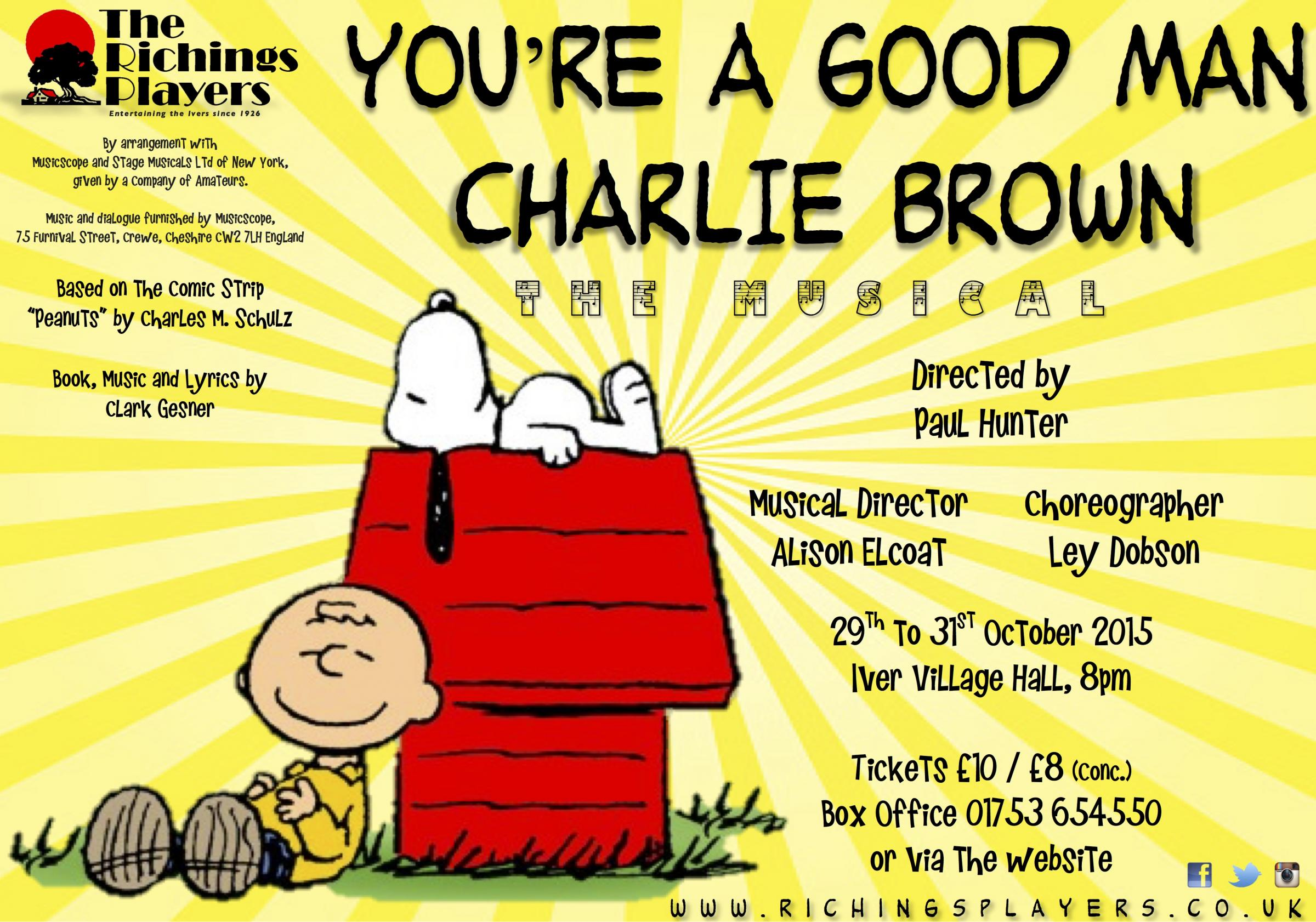 Day in the life of Charlie Brown