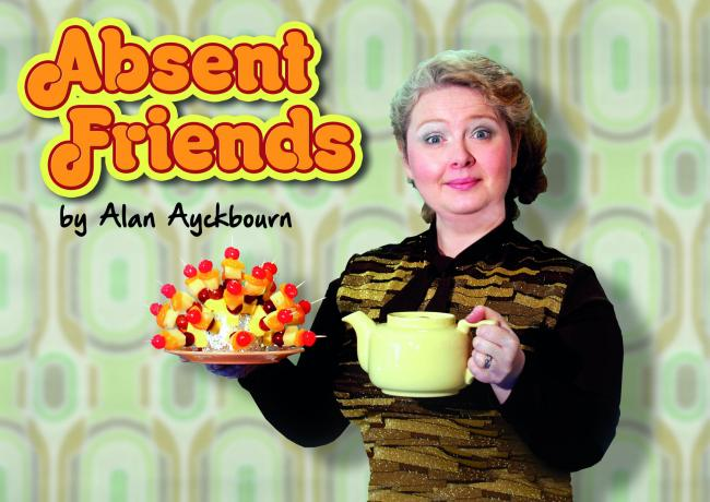 Curtain Up: Absent Friends