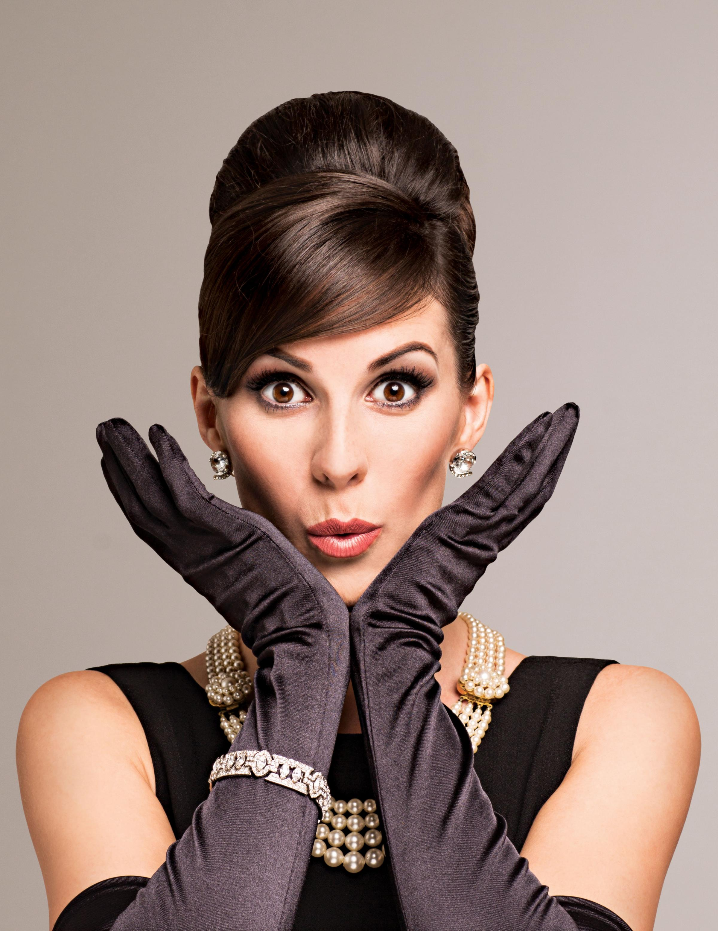 Verity Rushworth in Breakfast At Tiffany's