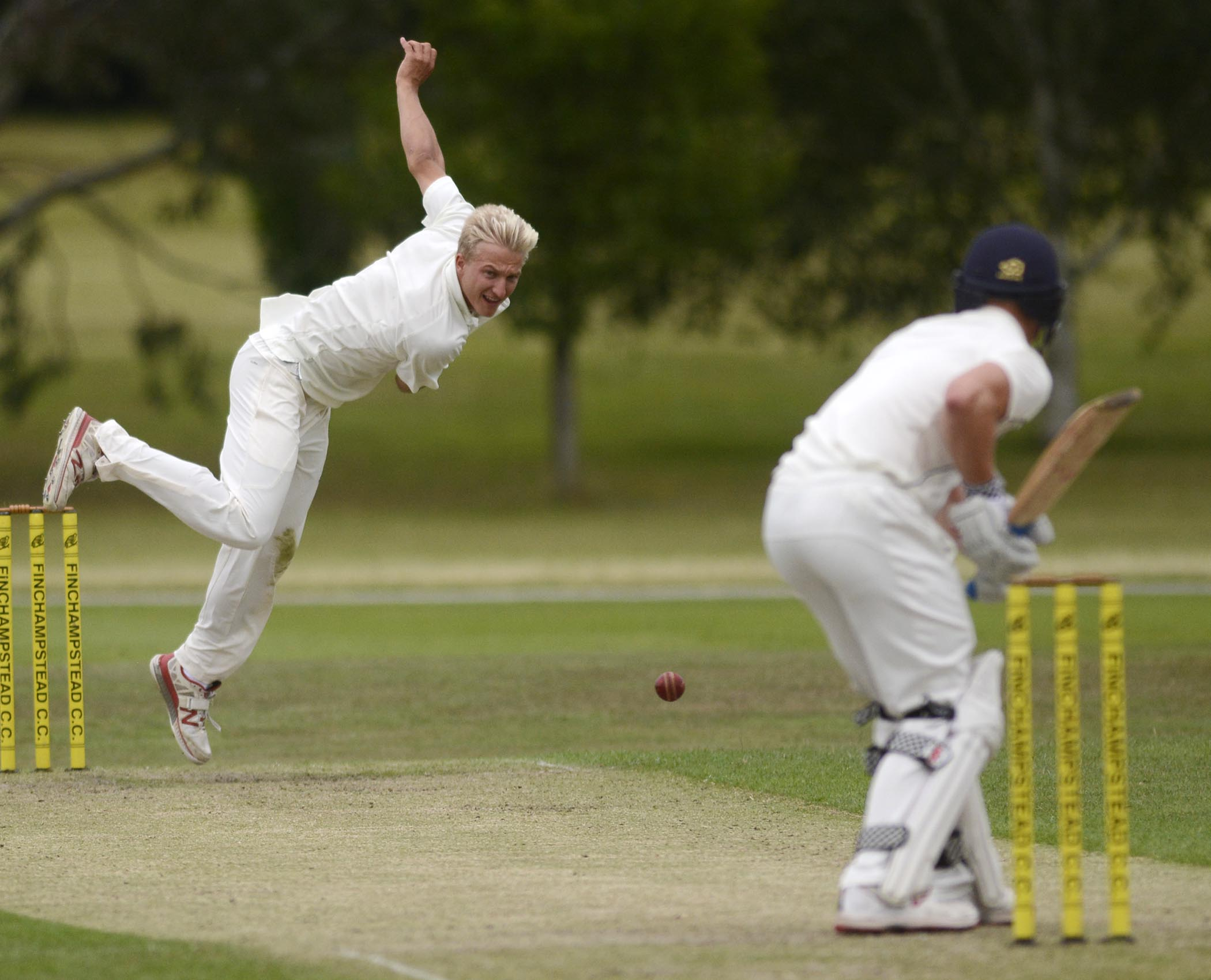 Berkshire CCC thrash Herefordshire inside two days
