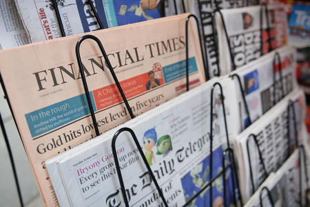 Newspapers to disappear from libraries in Surrey