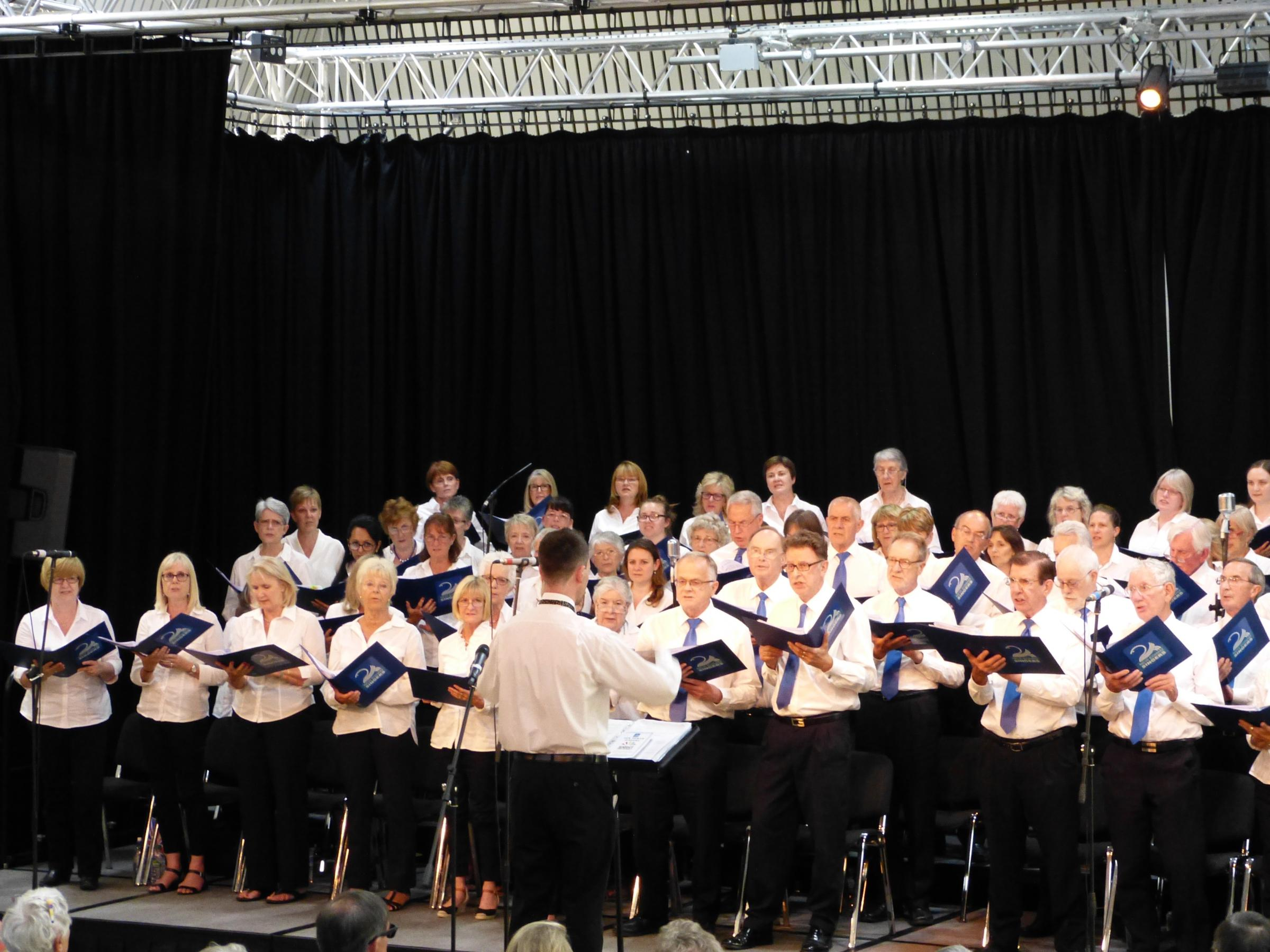 July concert will see Windsor and Egham choirs team up for charity