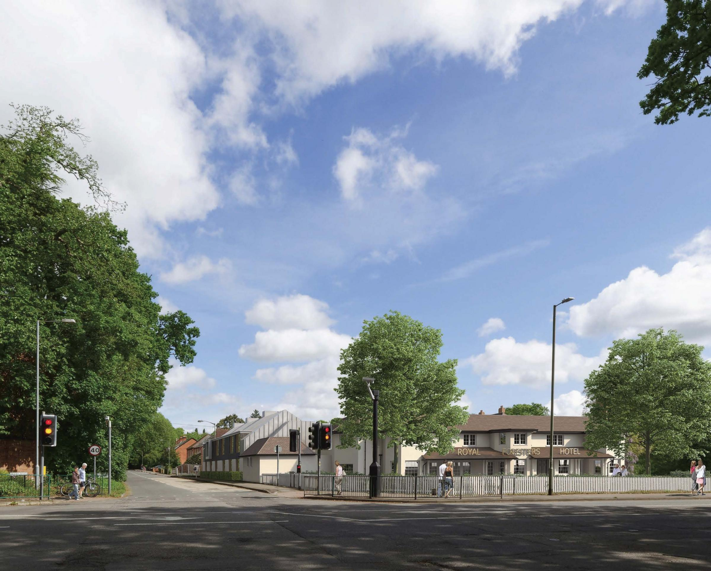 Pub development worth £10m to open in early June