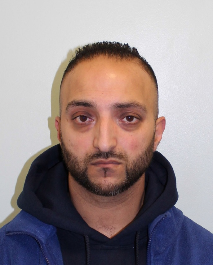 Mohammed Ali has been jailed for the drugs conspiracy which took place at Heathrow Airport