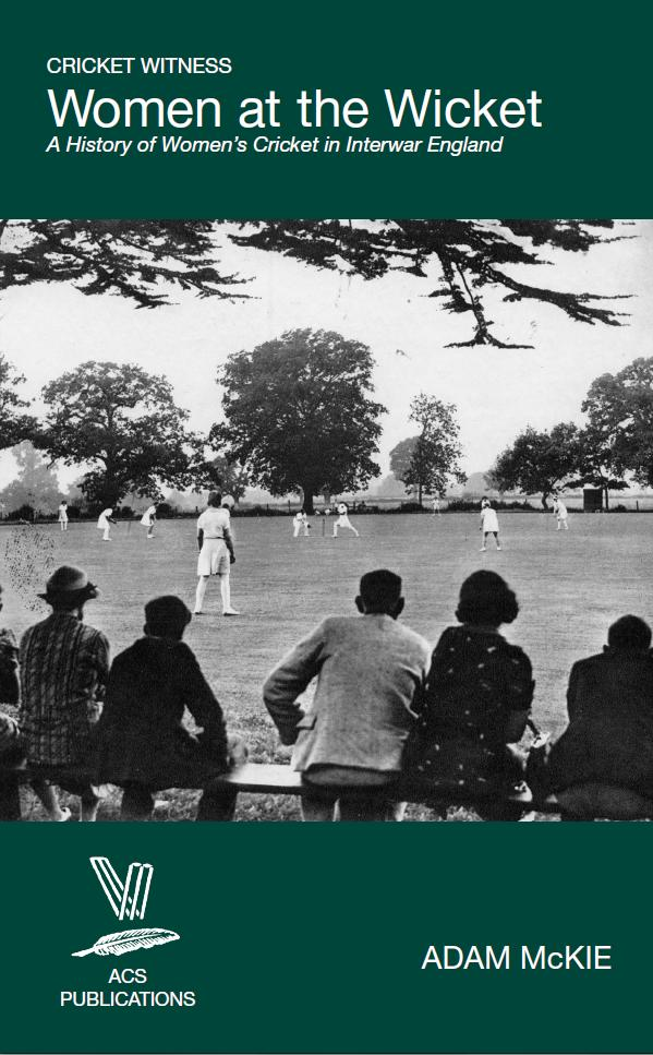 How women swapped making the teas to manning the wicket