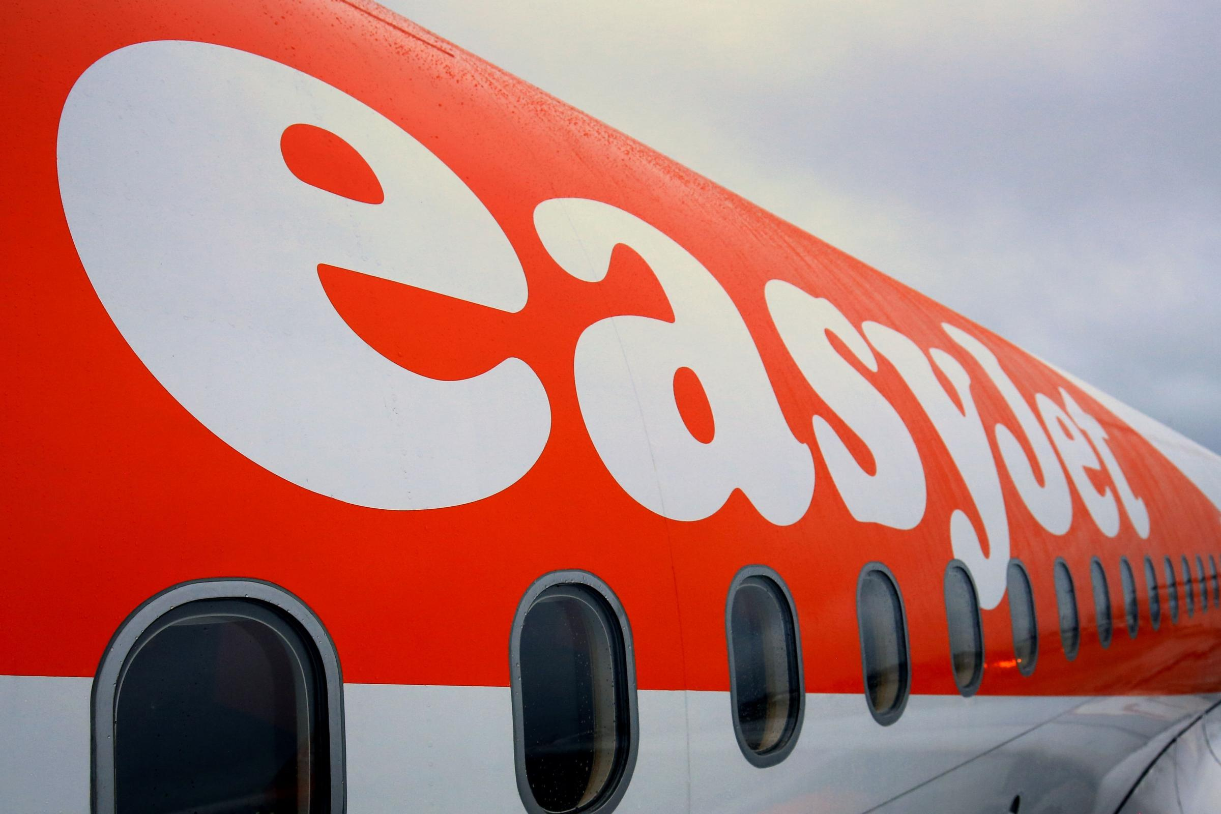 EasyJet has added to fears over a summer of travel chaos as it revealed nearly 1,300 flights were cancelled blast month with no end in sight to air traffic control strike action (Gareth Fuller/PA)