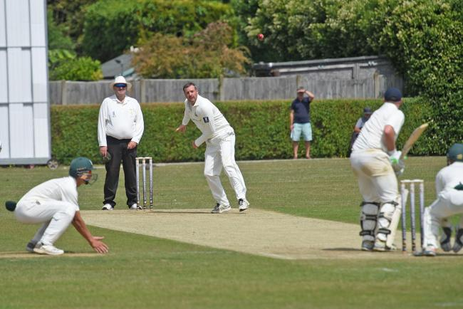 Chris Peploe in action against Oxfordshire   Picture by Emma Sheppard   180669