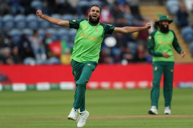 South Africa v Afghanistan – ICC Cricket World Cup – Group Stage – Cardiff Wales Stadium